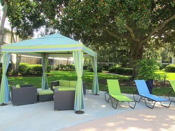 Poolside Cabana - Lakewood Village - Jacksonville, FL