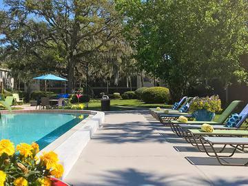 Expansive Sundeck - Lakewood Village - Jacksonville, FL