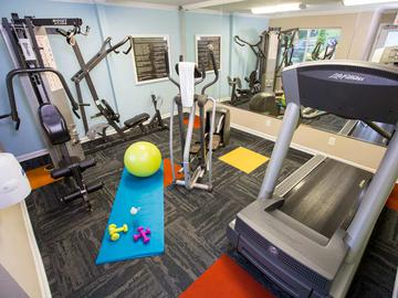 Fitness Center - The View at Waters Edge - Lantana, FL