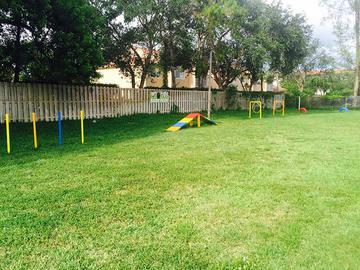 Brand New Dog Park - The View at Waters Edge - Lantana, FL