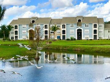 Building Exterior  - The View at Waters Edge - Lantana, FL