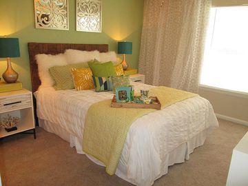 Master Bedroom - The View at Waters Edge - Lantana, FL