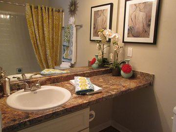 Master Bathroom - The View at Waters Edge - Lantana, FL