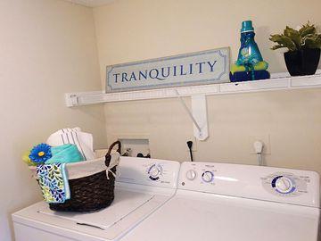Laundry Room - The View at Waters Edge - Lantana, FL