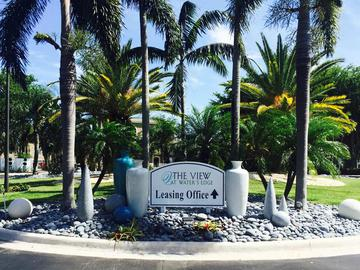 Leasing Office Entrance - The View at Waters Edge - Lantana, FL