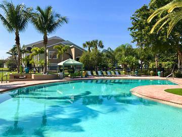 Sparkling Swimming Pool - The View at Waters Edge - Lantana, FL