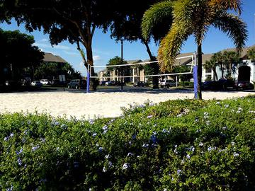 Sand Volleyball Court - The View at Waters Edge - Lantana, FL