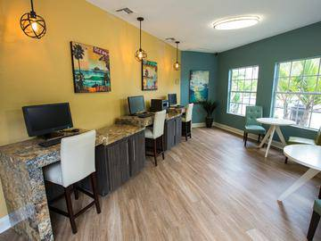 Business Center - Beachway Links - Melbourne, FL
