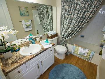 Master Bathroom - Beachway Links - Melbourne, FL
