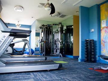 Fitness Center - Beachway Links - Melbourne, FL