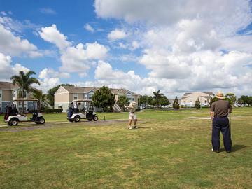 Golfers - Beachway Links - Melbourne, FL