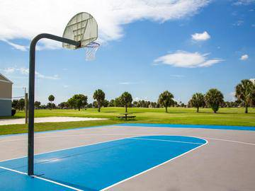 Basketball Court - Beachway Links - Melbourne, FL