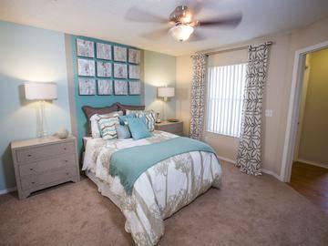 Guest Bedroom - Beachway Links - Melbourne, FL