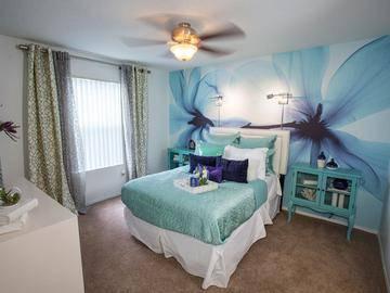 Master Bedroom - Beachway Links - Melbourne, FL