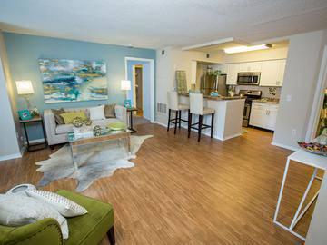 Living Room - Beachway Links - Melbourne, FL