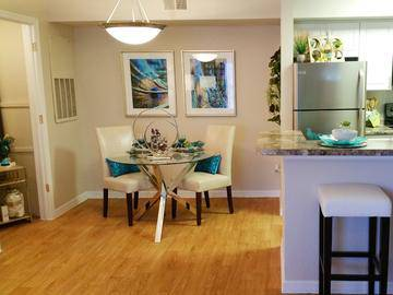 Dining Room - Meadow Lakes - Naples, FL