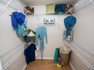 Walk-in Closet - Meadow Lakes - Naples, FL