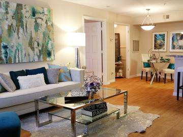 Living Room - Meadow Lakes - Naples, FL