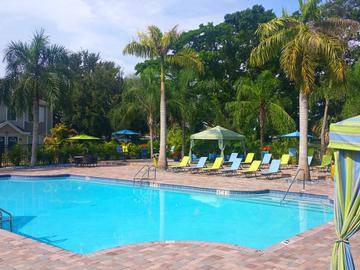 Resort-style Pool - Meadow Lakes - Naples, FL