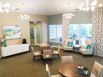 Clubhouse Interior - Meadow Lakes - Naples, FL