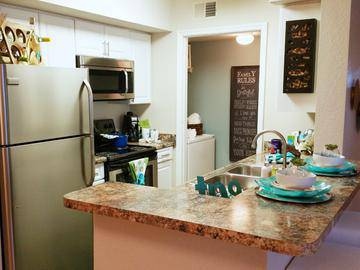 Kitchen - Meadow Lakes - Naples, FL