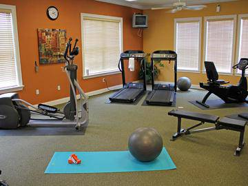 Fitness Center - Meadow Lakes - Naples, FL
