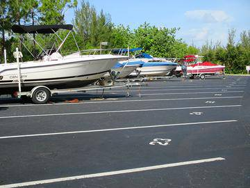 Boat Parking - River Reach - Naples, FL
