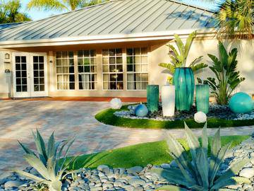 Clubhouse Exterior - River Reach - Naples, FL