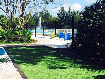 Bocce Ball - River Reach - Naples, FL