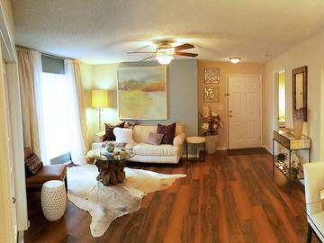 Wood-Style Flooring - River Reach - Naples, FL