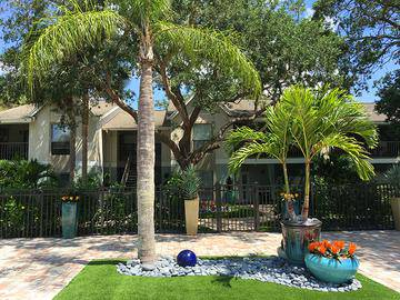 Lush Landscaping - River Reach - Naples, FL