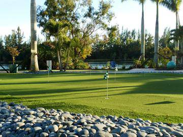 Putting Green - River Reach - Naples, FL