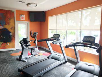 Fitness Center - Somerset Palms - Naples, FL