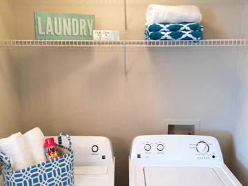 Laundry Room - Somerset Palms - Naples, FL