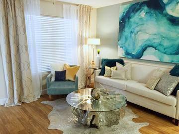 Living Room - Somerset Palms - Naples, FL