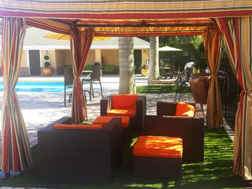 Poolside Cabanas - Somerset Palms - Naples, FL