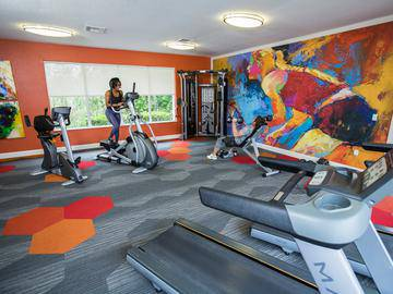 Fitness Center - Somerset Palms - Naples, FL