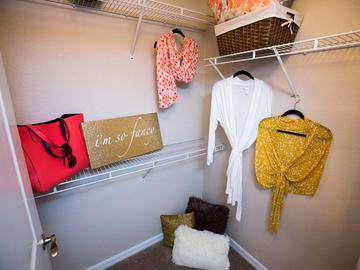 Walk-In Closet - Somerset Palms - Naples, FL
