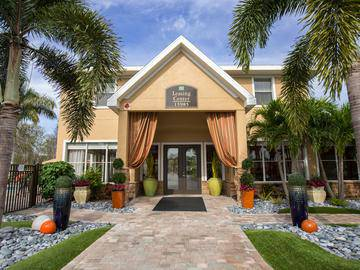 Clubhouse Exterior - Somerset Palms - Naples, FL