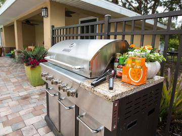 Gas Grill - Somerset Palms - Naples, FL