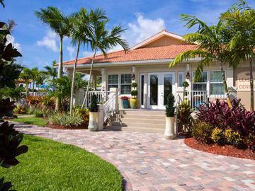Clubhouse Exterior - Toledo Club - North Port, FL