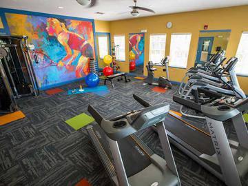 Fitness Center - Toledo Club - North Port, FL