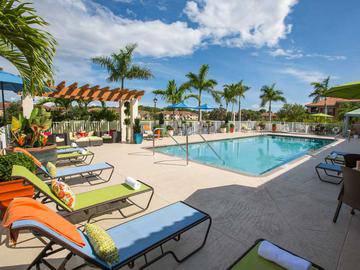Expansive Sundeck - Toledo Club - North Port, FL