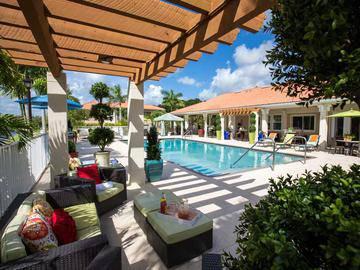 Pergola - Toledo Club - North Port, FL