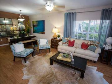 Living & Dining Area - Toledo Club - North Port, FL