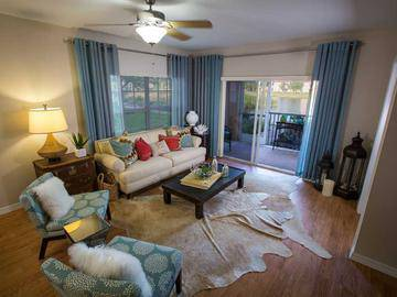 Living Room - Toledo Club - North Port, FL