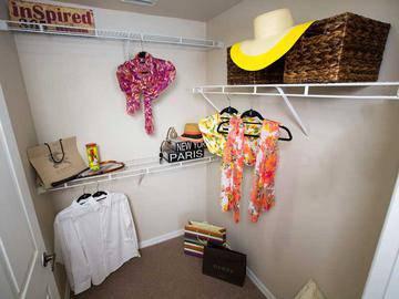 Walk-in Closet - Toledo Club - North Port, FL