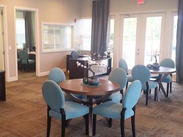 Clubhouse Interior - Toledo Club - North Port, FL