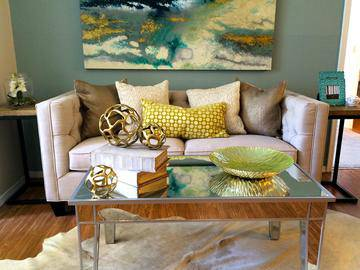 Bermuda Living Room - Toledo Club - North Port, FL