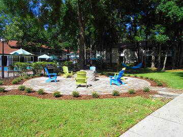 Outdoor Fire Pit - Carrington Lane - Ocala, FL